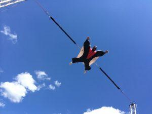 Vol en simulateur de chute libre en région Rhône-Alpes - Lyon