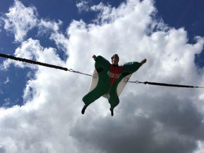 Venez vous découvrir le simulateur de chute libre en région Nantaise, mais aussi sur toute la France